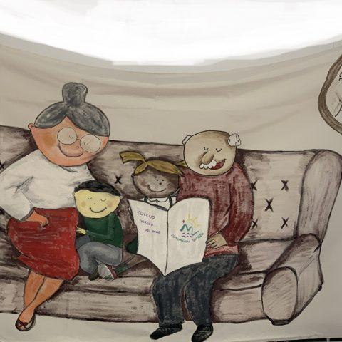 XIV Desayuno andaluz con los abuelos y abuelas